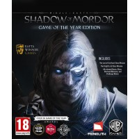 Middle Earth Shadow of Mordor Game of the Year Edition